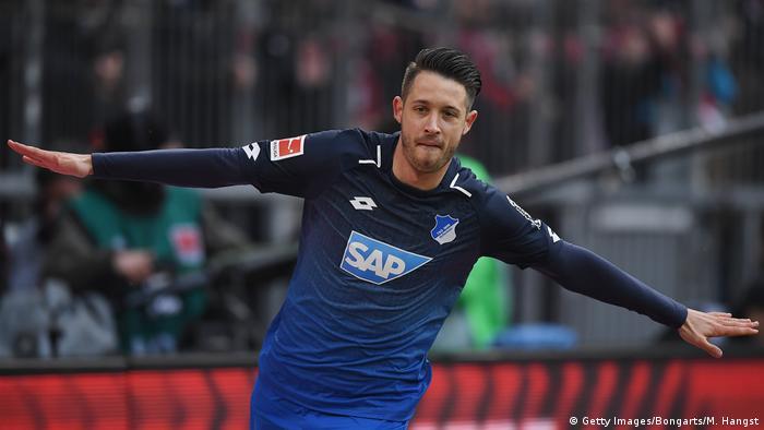 Bundesliga FC Bayern Muenchen gegen TSG 1899 Hoffenheim