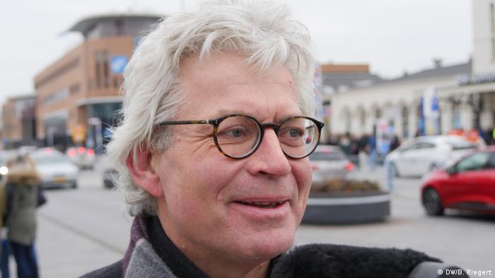 Ferd Crone, Bürgermeister Leeuwarden