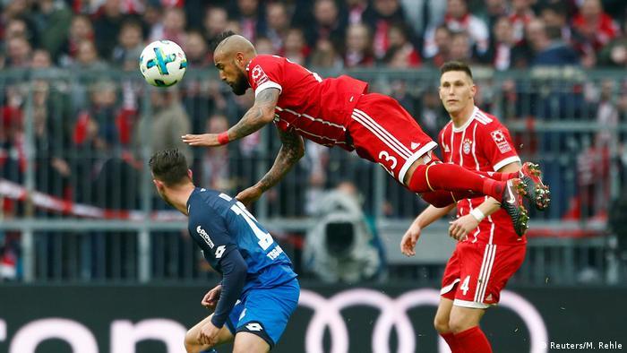 Fußball: Bundesliga - Bayern München vs TSG 1899 Hoffenheim (Reuters/M. Rehle)