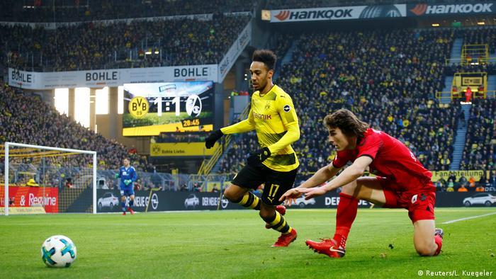 Fußball Bundesliga | 20. Spieltag | Borussia Dortmund - SC Freiburg