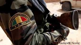 Symbolbild - Konflikt in Mali (Reuters/B. Tessier)