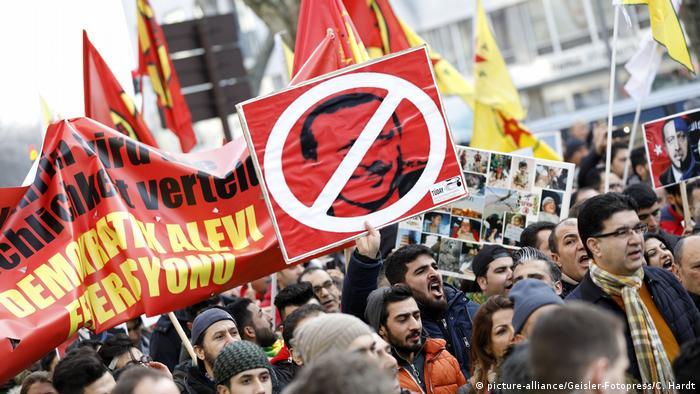 Deutschland | Kurden-Demo in Köln