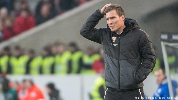 Fußball Bundesliga   20. Spieltag   VfB Stuttgart - Schalke 04 (picture-alliance/dpa/S. Gollnow)