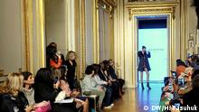 Paris Fashion Week mit der indonesischen Designerin Ika Mardiana