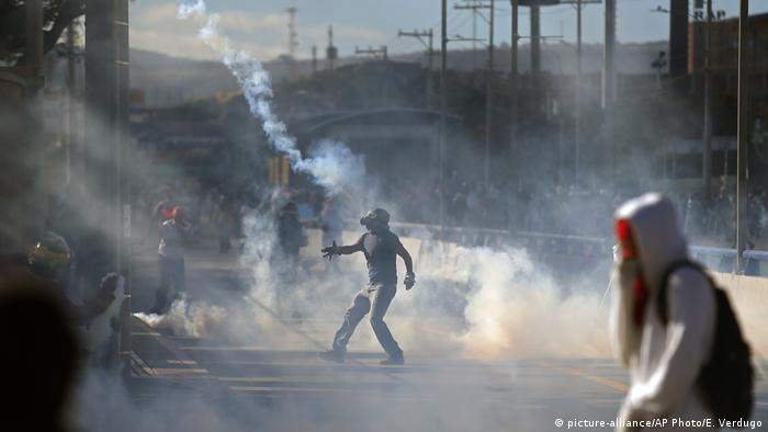 Anti-Hernandez protests in Honduras