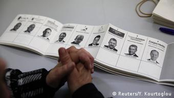 Präsidentschaftswahl in Zypern