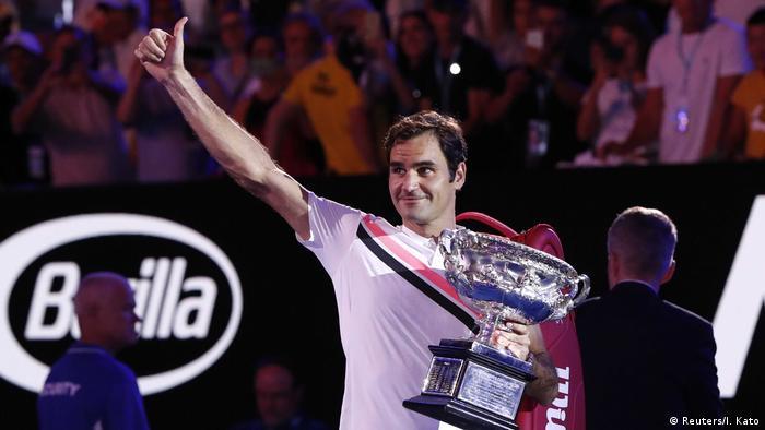 Tennis | Roger Federer gewinnt Australian Open