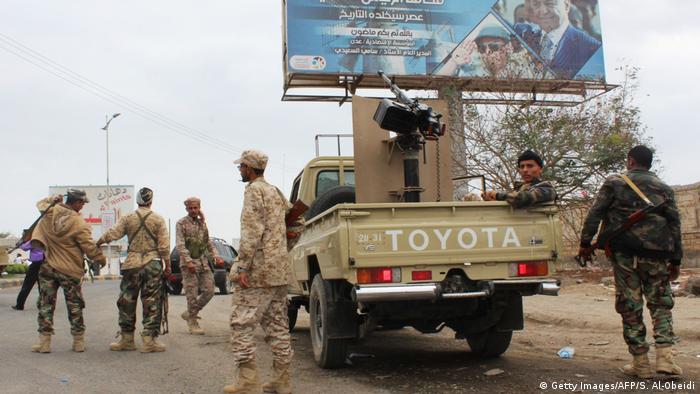 Jemen: Gefechte unter ehemaligen Verbündeten | Aktuell Nahost | DW ...