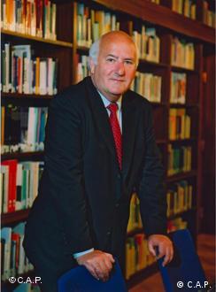 Prof. Dr. Weidenfeld vom Centrum für angewandte Politikforschung, München (Quelle: C.A.P.)