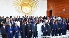 Äthiopien Addis Abeba Afrikanische Union Gipfel Guterres
