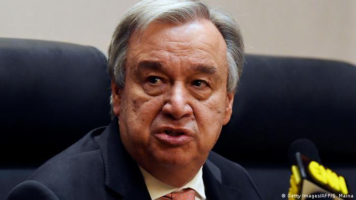 Resultado de imagen para JEFE DE ONU ADVIERTE QUE MITAD DE YEMENÍES PODRÍAN ENFRENTAR HAMBRUNA