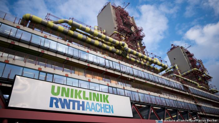Uniklinik Aachen (picture-alliance/dpa/Marius Becker)