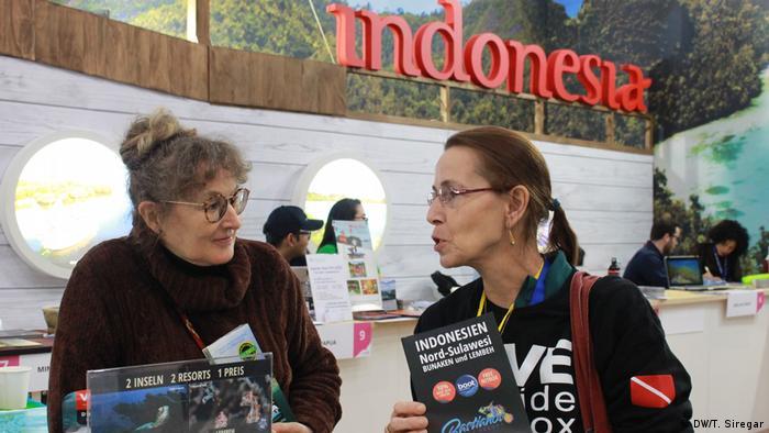 Wassersportmesse boot 2018 Düsseldorf   Aussteller aus Indonesien (DW/T. Siregar)