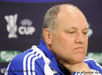 Trener HSV-a, Martin Jol