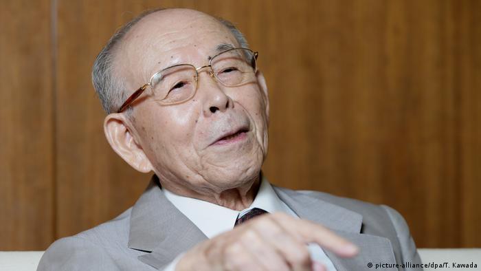 Nobelpreisträger Physik 2014 | Isamu Akasaki