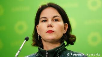 Baerbock: niech TSUE skontroluje polskie reformy
