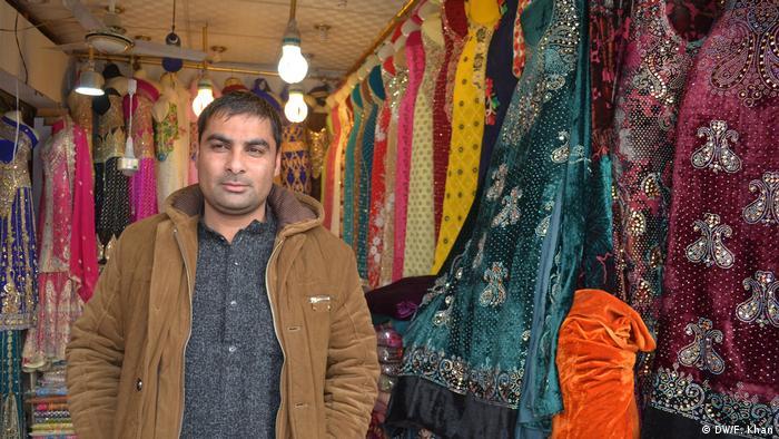 Pakistan Karkhano Markt in Peshawar (DW/F. Khan)