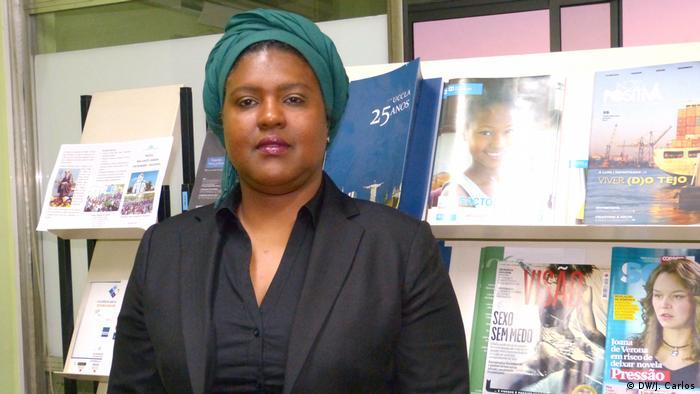 Guinea-Bissau Nancy Schwarz, Präsidentschaftskandidatin
