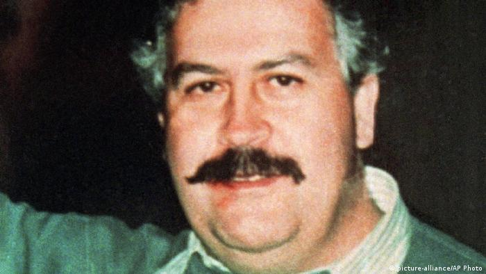 Pablo Escobar (picture-alliance/AP Photo)