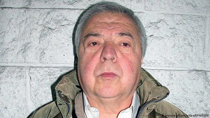 Drogenhändler | Gilberto Rodriguez Orejuela (picture-alliance/dpa/EPA/SIJIN)