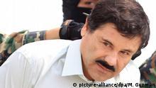 Drogenhändler | Joaquin «El Chapo» Guzman