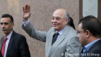 Ägypten Al-Ghad-Parteichef Mousa Mostafa Mousa