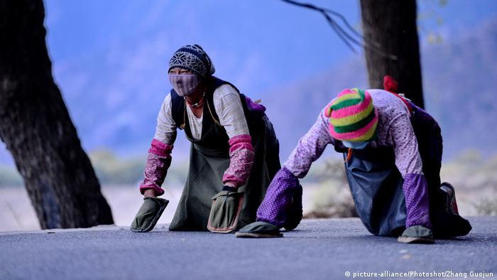 Tibet Kotau (picture-alliance/Photoshot/Zhang Guojun)