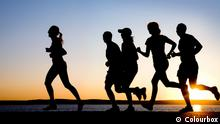 Symbolbild Jogging