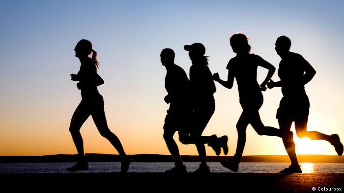 Symbolbild Jogging (Colourbox)
