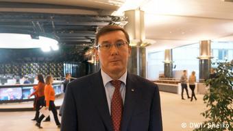 Юрій Луценко в Європарламенті
