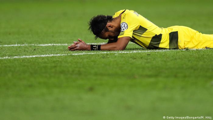 Deutschland DFB-Pokal - Eintracht Frankfurt vs. Borussia Dortmund