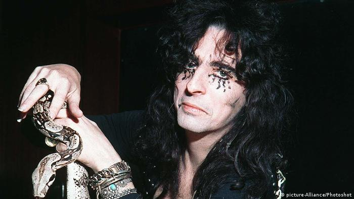 Alice Cooper (picture-Alliance/Photoshot)