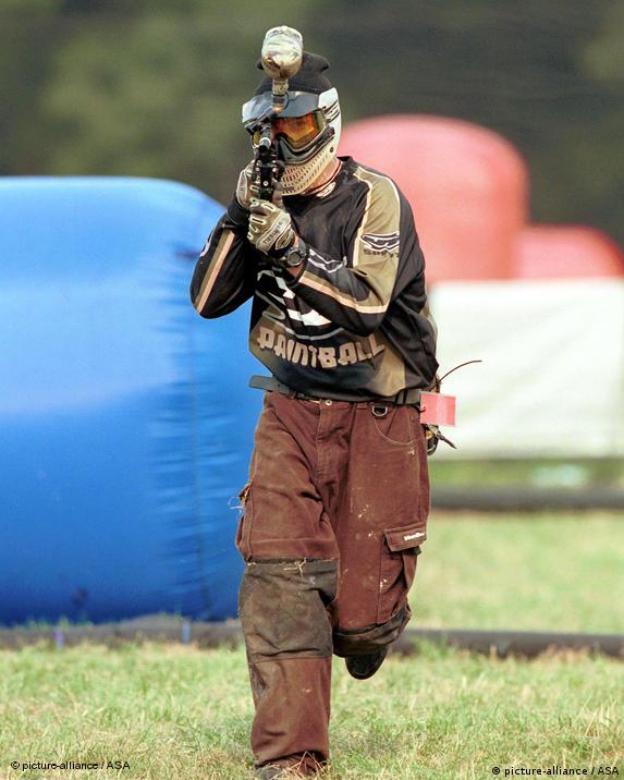 Bildergalerie Paintball 8