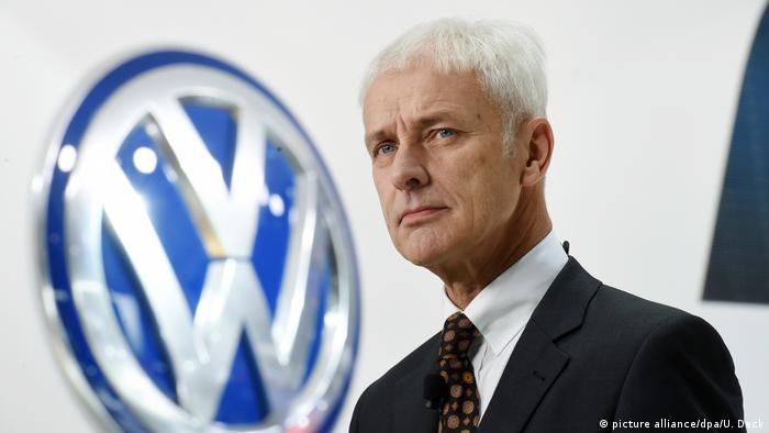 VW Matthias Müller