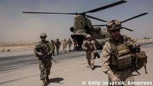 US Soldaten in Afghanistan (Getty Images/A. Renneisen)