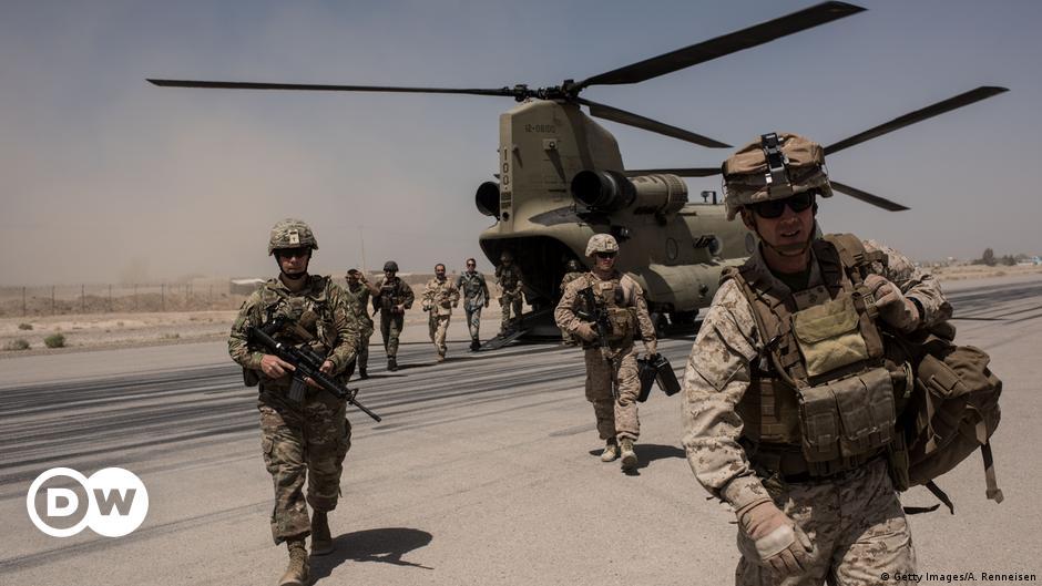 Estados Unidos cumple objetivo de reducir tropas en Afganistán e Irak - DW (Español)