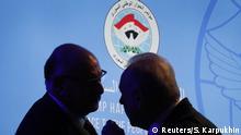 Russland Syrien Gespräche in Sotschi