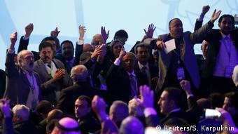 Syrian peace talks in Sochi