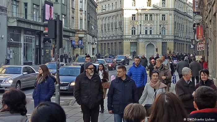 Titova ulica u Sarajevu