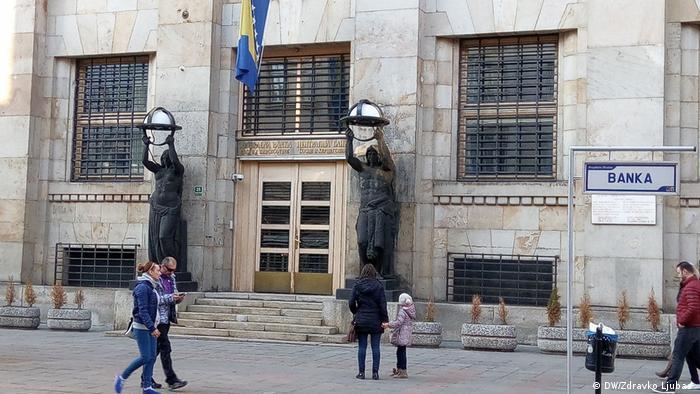 Wen interessiert die bosnische Diaspora?