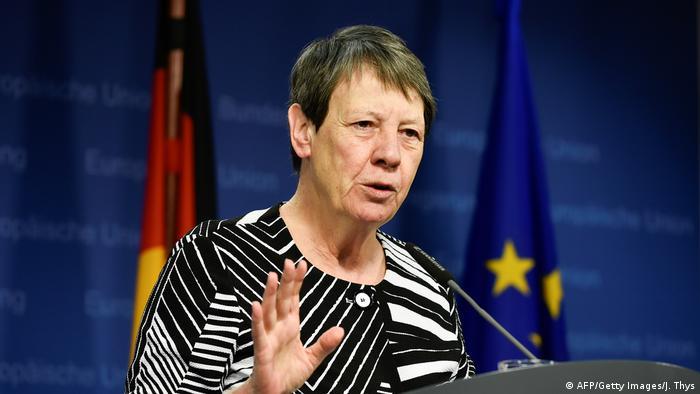 EU Gipfel Luftreinheit Hendricks
