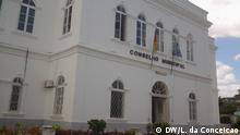 Rathaus von Inhambane, Mosambik