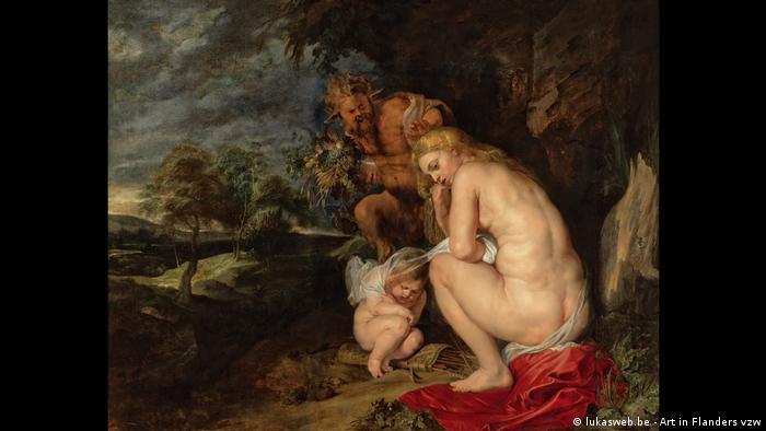 Venus Frigida by rubens (lukasweb.be - Art in Flanders vzw)