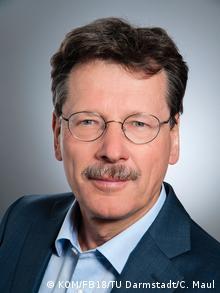 Ralf Steinmetz (KOM/FB18/TU Darmstadt/C. Maul)