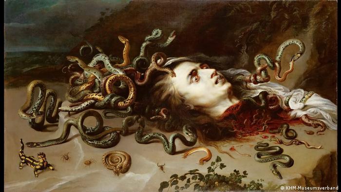 Rubens head of medusa (KHM-Museumsverband)