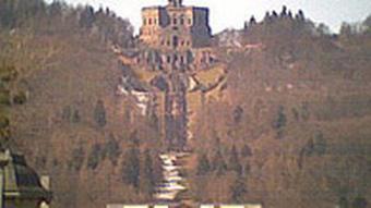 Webcam der Woche Herkules-Cam Kassel Deutschland heute