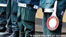 Deutschland Razzia gegen organisierte Schwarzarbeit