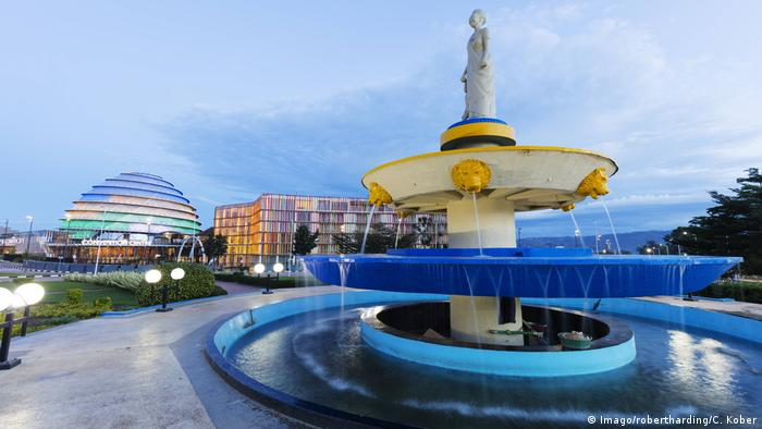 Rwanda's capital Kigali City