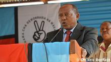Tansania Ex-Premierminister Fredric Sumaye