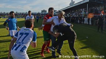 Türkei Fußball Amedspors Deniz Naki